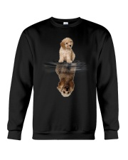 GAEA - Poodle Dream New - 0908 - 5 Crewneck Sweatshirt thumbnail