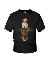 GAEA - Poodle Dream New - 0908 - 5 Youth T-Shirt thumbnail