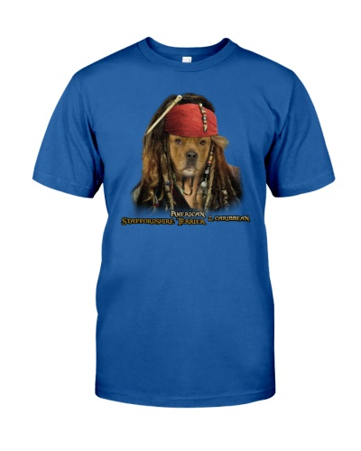 American Staffordshire Terrier Pirates