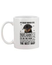 Beauceron Human Dad 0406 Mug back