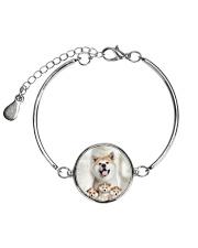 Akita Awesome 2104 Metallic Circle Bracelet thumbnail