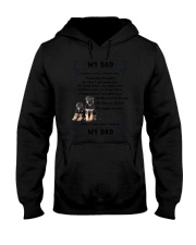 German Shepherd My Dad 0506 Hooded Sweatshirt thumbnail