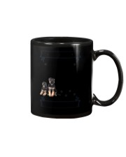 German Shepherd My Dad 0506 Mug tile