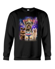 Yorkshire Terrier Independence 0706 Crewneck Sweatshirt thumbnail