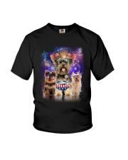 Yorkshire Terrier Independence 0706 Youth T-Shirt thumbnail