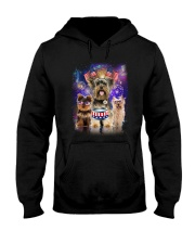 Yorkshire Terrier Independence 0706 Hooded Sweatshirt thumbnail
