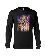 Yorkshire Terrier Independence 0706 Long Sleeve Tee thumbnail