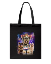 Yorkshire Terrier Independence 0706 Tote Bag thumbnail
