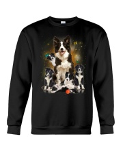 GAEA - Border Collie Smile 0904 Crewneck Sweatshirt thumbnail