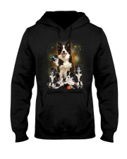 GAEA - Border Collie Smile 0904 Hooded Sweatshirt thumbnail