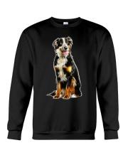 Bernese Mountain Dog Light Crewneck Sweatshirt thumbnail