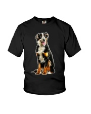 Bernese Mountain Dog Light Youth T-Shirt thumbnail