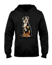 Bernese Mountain Dog Light Hooded Sweatshirt thumbnail