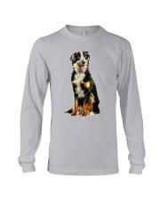 Bernese Mountain Dog Light Long Sleeve Tee thumbnail