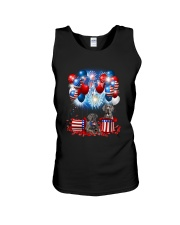 Great Dane Holiday D2105 Unisex Tank thumbnail