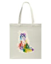 GAEA - Cat Water Color 0604 Tote Bag thumbnail