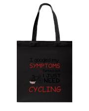 Cycling Need 2304 Tote Bag thumbnail