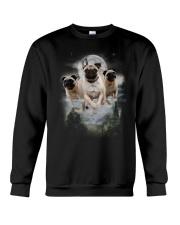 GAEA - Pug Moon 1604 Crewneck Sweatshirt thumbnail