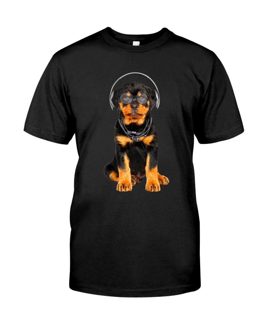 Rottweiler DJ Classic T-Shirt