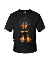 Rottweiler DJ Youth T-Shirt thumbnail