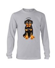 Rottweiler DJ Long Sleeve Tee thumbnail