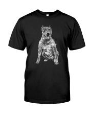 Pitbull Bling - 1203 Classic T-Shirt thumbnail