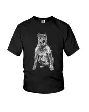 Pitbull Bling - 1203 Youth T-Shirt thumbnail