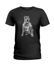 Pitbull Bling - 1203 Ladies T-Shirt thumbnail