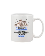 Siberian Husky Father 0106 Mug tile
