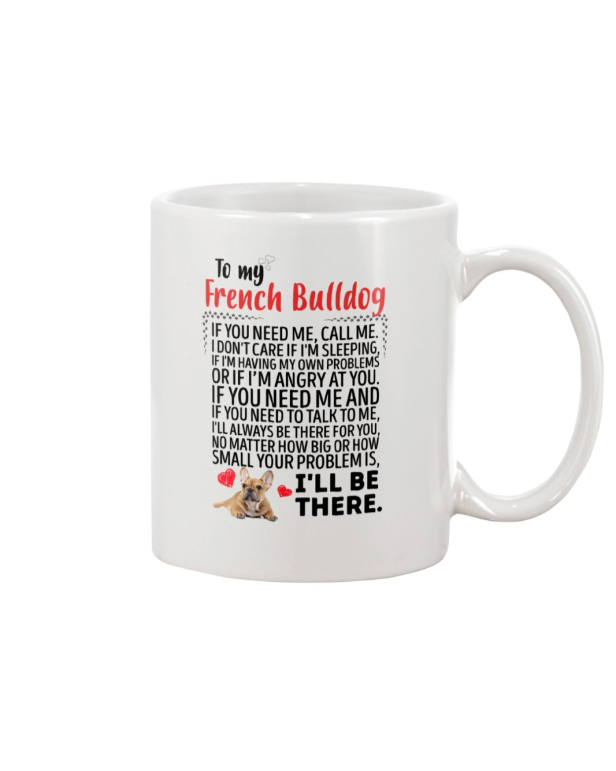 French Bulldog Will Be There 0606 Mug
