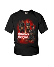 GAEA - Doberman Pinscher Great 1104 Youth T-Shirt thumbnail
