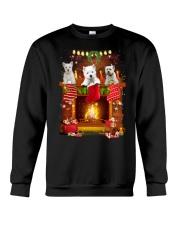 GAEA - West Highland White Terrier Pocket - 24 Crewneck Sweatshirt thumbnail
