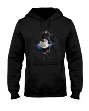 Black Cat Moon 0806 Hooded Sweatshirt thumbnail