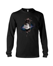 Black Cat Moon 0806 Long Sleeve Tee thumbnail