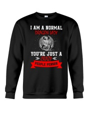Dragon Lady 2304 Crewneck Sweatshirt thumbnail
