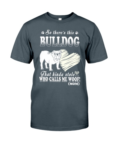 Bulldog Woof