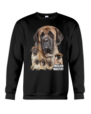 English Mastiff Awesome Crewneck Sweatshirt thumbnail