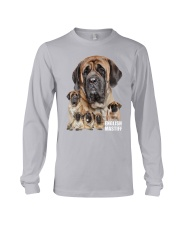 English Mastiff Awesome Long Sleeve Tee thumbnail