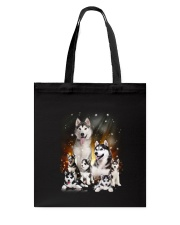 GAEA - Siberian Husky Happy Family 1904 Tote Bag tile