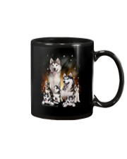 GAEA - Siberian Husky Happy Family 1904 Mug thumbnail