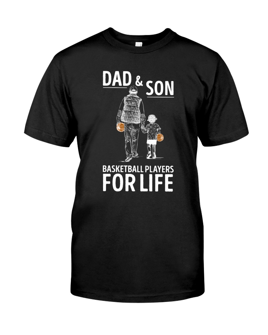 Basketball Dad 3105 Classic T-Shirt