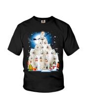 Samoyed Pine - 1410 - 91 Youth T-Shirt thumbnail
