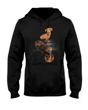 Dachshund Dream Hooded Sweatshirt thumbnail