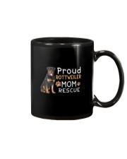 Rottweiler Mom Rescue 2505 Mug thumbnail
