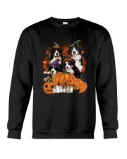 Bernese Mountain Dog Great Halloween - 03 Crewneck Sweatshirt thumbnail