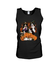 Bernese Mountain Dog Great Halloween - 03 Unisex Tank thumbnail