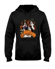 Bernese Mountain Dog Great Halloween - 03 Hooded Sweatshirt thumbnail