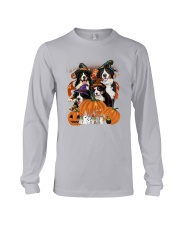 Bernese Mountain Dog Great Halloween - 03 Long Sleeve Tee thumbnail