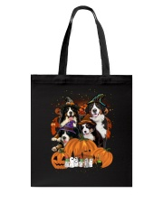 Bernese Mountain Dog Great Halloween - 03 Tote Bag thumbnail