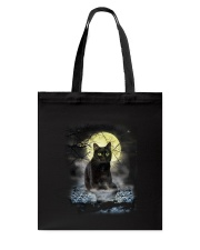 Black Cat Moon 2205 Tote Bag thumbnail